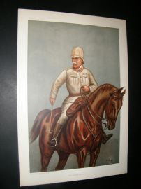 Vanity Fair Print 1900 John Denton Pinkstone French, Boer War